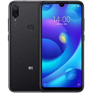 Смартфон Xiaomi Mi Play 4/64Gb (Black) Global Version