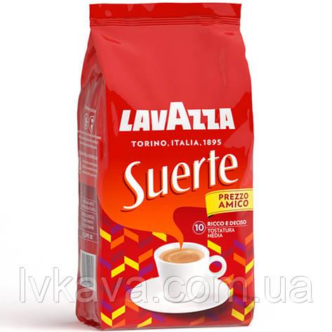Кофе в зернах  Lavazza Suerte ,  1 кг, фото 2