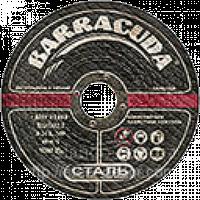 Круг отрезной по металлу 125 Bar. 41 14А, 1,2, 22,2 (1930002)