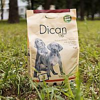 Сухий корм DicanUp Pups для цуценят від 3-х тижнів всіх порід 4кг (114 грн/кг)