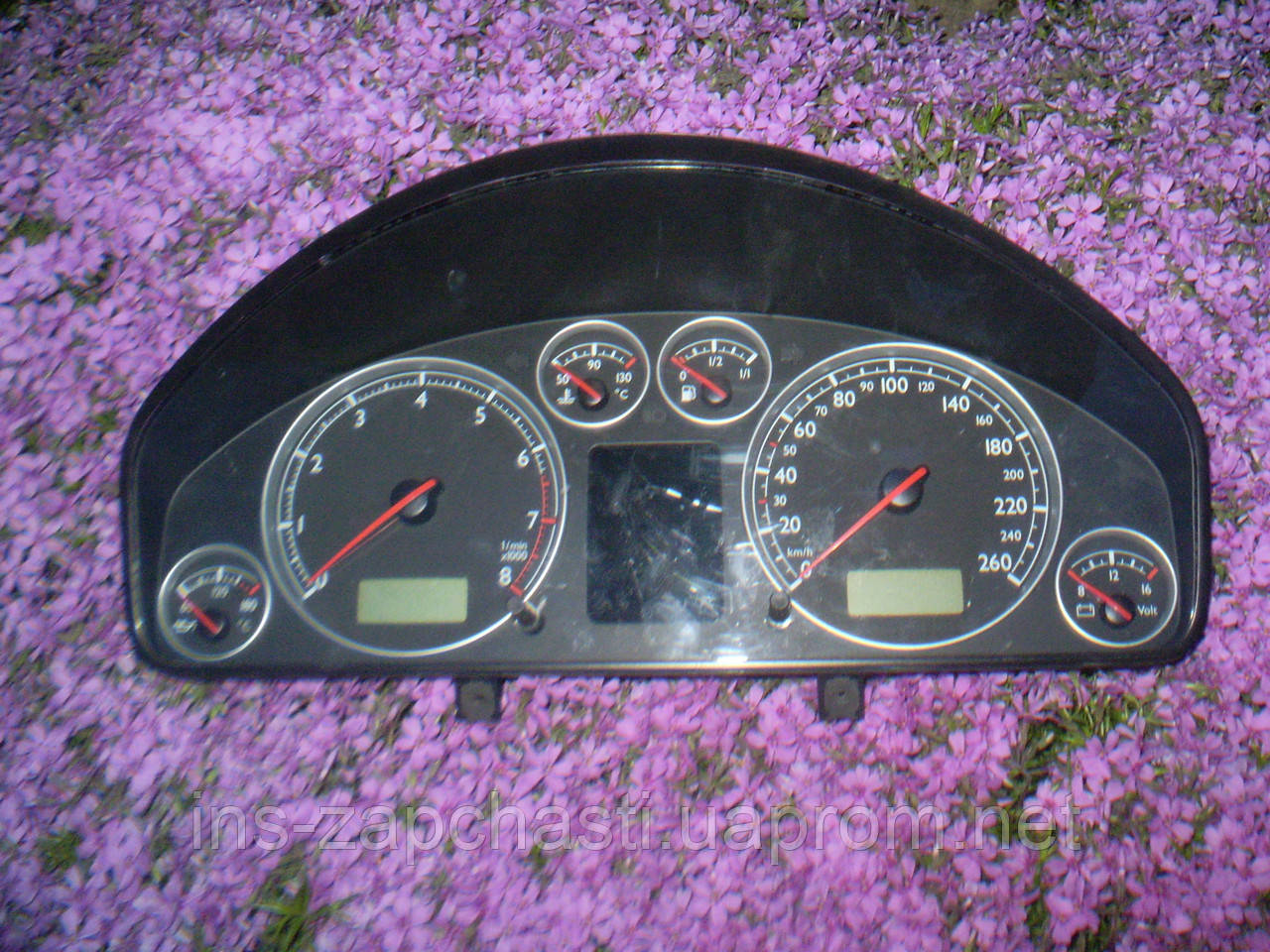 Панель приборная VW SHARAN 7m3 920 840 FORD GALAXY YM2110849AE AUDI SKODA SEAT ALHAMBRA 2.8 бенз.