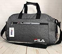 725ff1061129 Красивая спортивная сумка Fila.Сумка для тренировок. Дорожная сумка КСС29