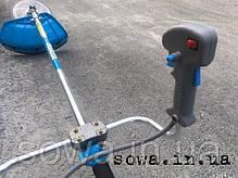 ✔️ Мотокоса, бензокоса, кусторез, триммер Makita ВСS 526 , фото 3