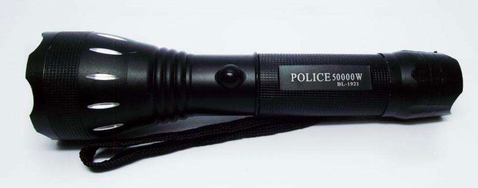 Фонарь мощный Police BL- 1921 50000W
