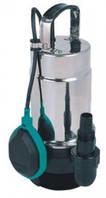 Дренажный насос для откачивания воды AquaTechnica VORT 751 нержавейка