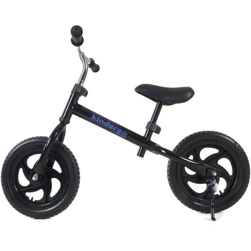 Беговел Kindereo колеса 12 пена черный