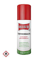 Оружейная смазка Ballistol, спрей 100мл