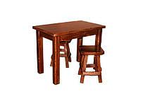 Мебель деревянная состаренная столы стулья лавки для кафе баров пабов