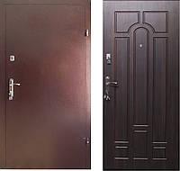 Двери входные уличные металл / МДФ Арка, фото 1