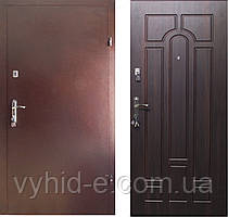 Двери входные уличные металл / МДФ Арка
