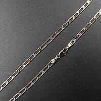 "Цепочка ""Raymundo"" Xuping Jewelry (позолота). L-45 см d-0.3 см"