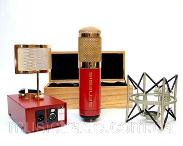 Студийный ламповый микрофон MXL Genesis Tube
