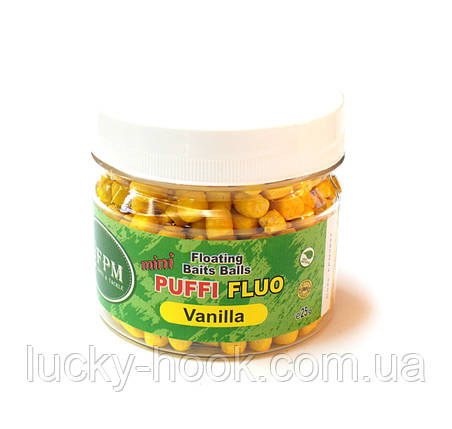 Воздушное тесто FPM Baits®  Fluo Vanilla 25g, фото 2