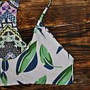 Купальник женский раздельный цветной, фото 3
