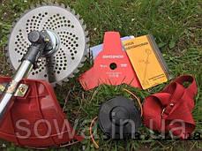 ✔️ Бензокоса, мотокоса,  Honda RBC 525L ULTRA  триммер, косарка КОРЕЯ , фото 3