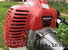 ✔️ Бензокоса, мотокоса,  Honda RBC 525L ULTRA  триммер, косарка КОРЕЯ , фото 2