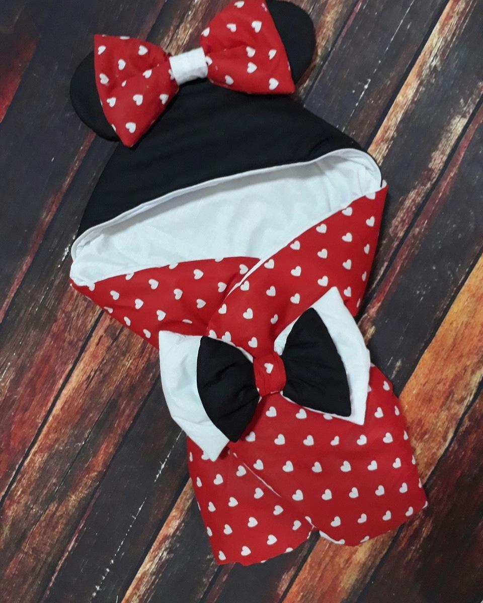 Конверт-одеяло Микки на выписку Демисезон