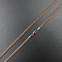 "Цепочка ""Ray"" Xuping Jewelry (позолота). L-60 см d-0.4 см"