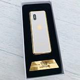Электроимпульсная usb зажигалка с зарядкой от USB ZA-403/ XF-D401 (100), фото 3