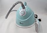 Вертикальный отпариватель DOMOTEC MS-5350/ 2000W (4 шт), фото 5