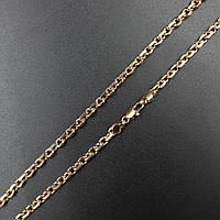 """Цепочка """"Рувим"""" Xuping Jewelry (позолота). L-60 см d-0.4 см"""