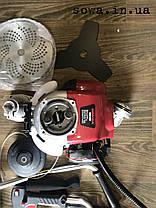 ✔️  Бензокоса,  Мотокоса, Тример, Honda  GS 430 / 4-х тактный двигатель, фото 3