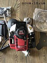 ✔️  Бензокоса,  Мотокоса, Тример, Honda  GS 430 / 4-х тактный двигатель, фото 2