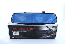 Реєстратор дзеркало DVR 138, відеореєстратор, камера