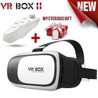 Виртуальные очки VR BOX 2 3D + ПУЛЬТ