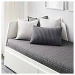 IKEA FLEKKE Раскладная кровать с 2 ящиками и 2 матрасами, белый, Малфорс жесткий диск  (091.298.76), фото 6