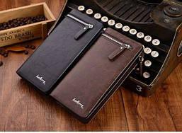 Чоловічий гаманець портмоне клатч гаманець Baellerry Italia