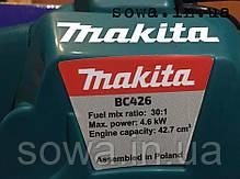 ✔️ Бензокоса, мотокоса, кусторез, триммер  Makita BC426  4,6кВт.  Гарантия 1 год, фото 2