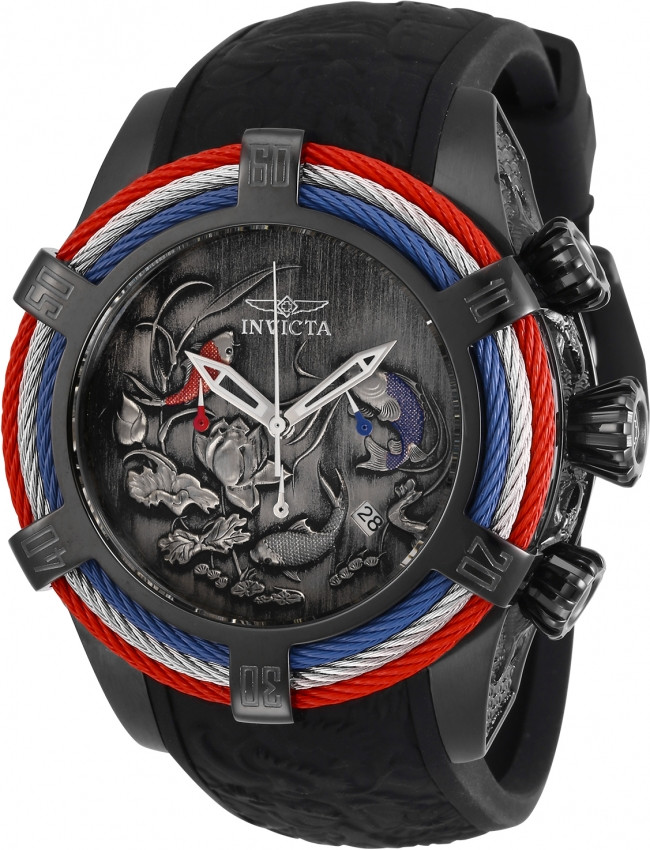 Мужские часы Invicta 28216 Bolt Zeus Koi Fish