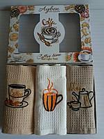 Набор кухонных полотенец (кол-во. 3шт.) 45х70