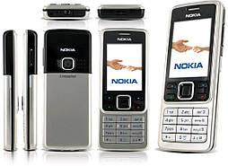 Мобильный телефон Nokia 6300 на 2 Sim карты