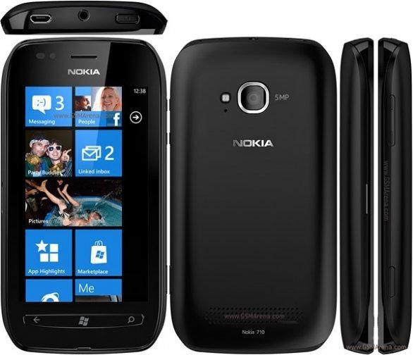 Оригинальный Смартфон Nokia Lumia 610