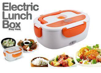 Electric Lunch Box ланч бокс электрический от сети, фото 1