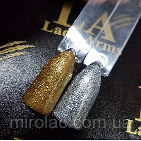 Гель-краска с липким слоем золотая, 5мл