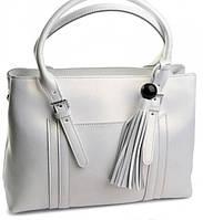 ef8e81a49672 Женские белые сумки из натуральной кожи в Украине. Сравнить цены ...