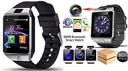 Смарт часы Smart Watch DZ09 с камерой и поддержкой sim карт