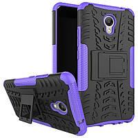Чехол Armor Case для Meizu M5 Note Фиолетовый, фото 1