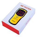 Цифровий детектор формальдегіду + аналізатор якості повітря WP6900, фото 5