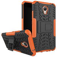 Чехол Armor Case для Meizu M5 Note Оранжевый