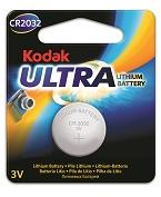 Батарейка KODAK PhotoLife CR2032