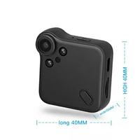 Мини камера CAMSOY С1S Wi-Fi с датчиком движения ip p2p ночная съемка