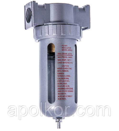 """Фильтр очистки воздуха (PROFI) 1/2""""   AIRKRAFT  AF804"""