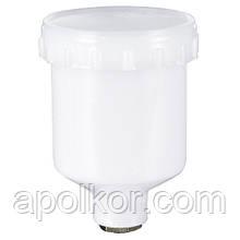 Бачок пластиковый (внутренняя резьба) 125 мл  AUARITA   PC-125GPR