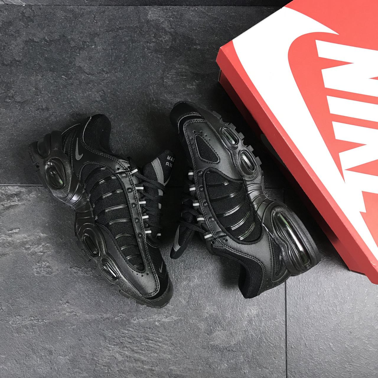 7d60ee9d Мужские кроссовки Nike Air Max черные ( Реплика ААА+) - купить по ...