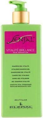 Шампунь-гель восстанавливающий для нормальных волос Kleral System Vitalazing Gel Shampoo 300 мл
