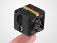 Мини-камера sq11 Full HD,1080 ночное видение, запись во время зарядки.